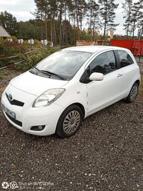 Toyota YARIS 2 phase 2 1.4 D4D. - Image 1