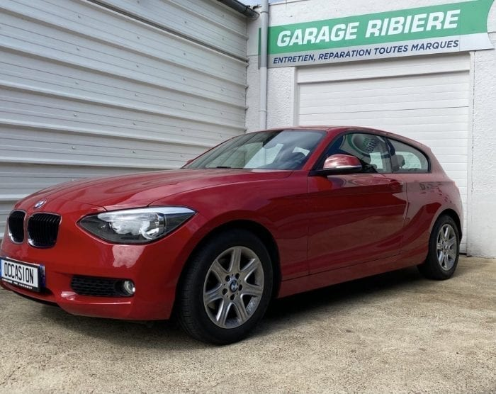 Bmw BMW SERIE 1 PHASE II 114d PREMIERE OPEN EDITION - Image 1