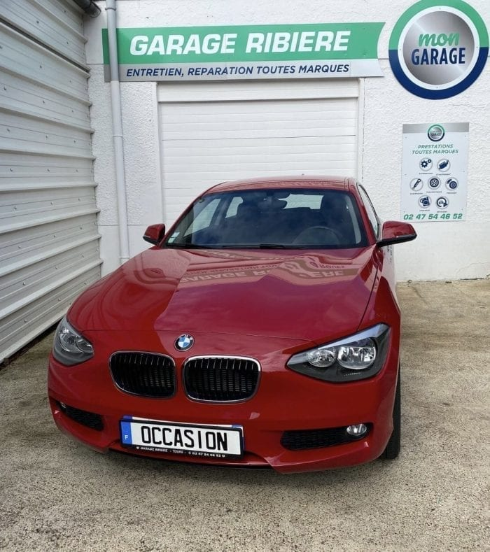 Bmw BMW SERIE 1 PHASE II 114d PREMIERE OPEN EDITION - Image 2