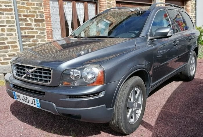 Volvo Volvo xc90 d5 185ch fap summum geartronic 7 places - Image 2
