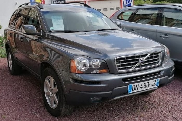 Volvo Volvo xc90 d5 185ch fap summum geartronic 7 places - Image 1