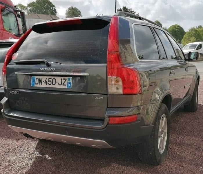 Volvo Volvo xc90 d5 185ch fap summum geartronic 7 places - Image 3