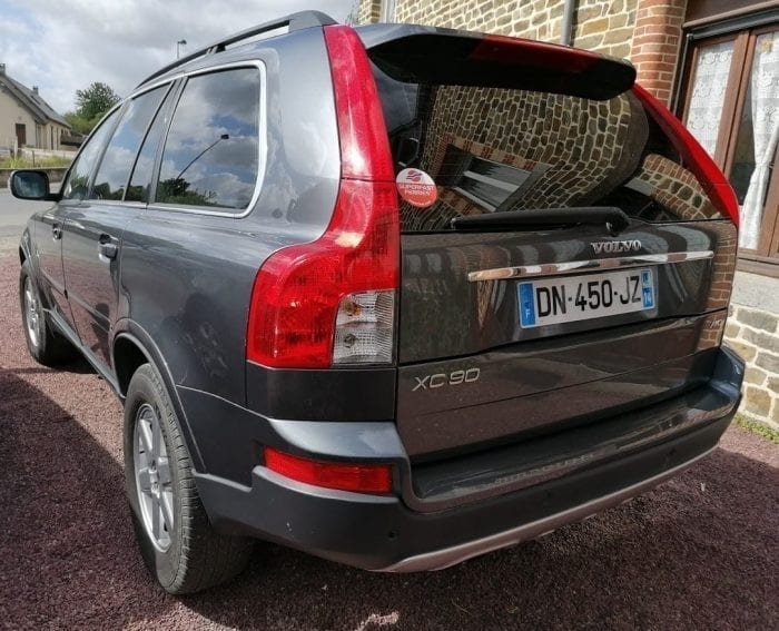 Volvo Volvo xc90 d5 185ch fap summum geartronic 7 places - Image 4
