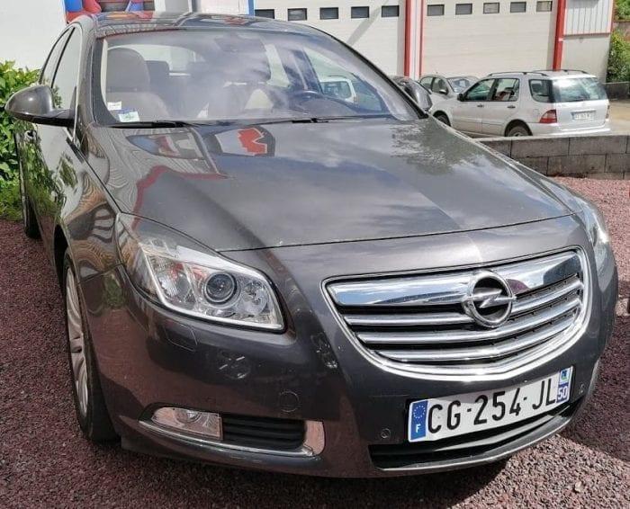Opel INSIGNA - Image 2