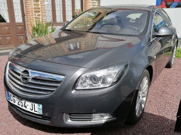 Opel INSIGNA - Image 1