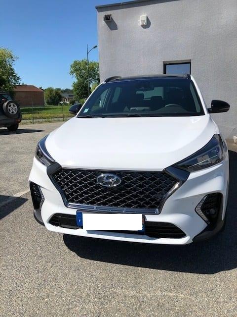 Hyundai tucson - Image 1